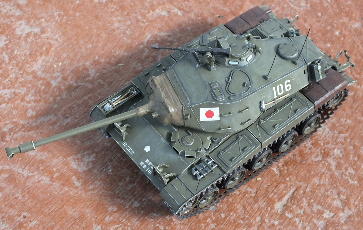 Tamiya 1/35 Walker Bulldog (MM155) Build Review