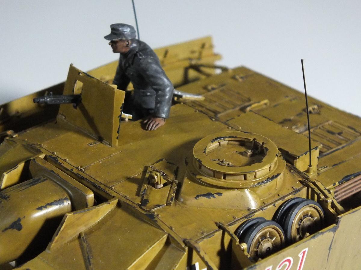 Tamiya 1/35 Sturmgeschütz IV Sd.Kfz. 163 (35087) Build Review