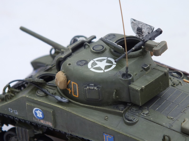 Heller 1/72 M4A2 Sherman Division Leclerc (79894) Build Review