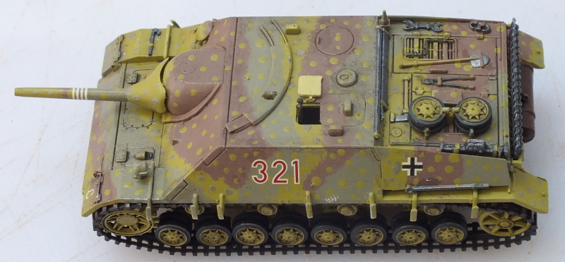 Hasegawa 1/72 Sd.Kfz. 162 Jagdpanzer IV L/48 Late Version (31151) Build Review