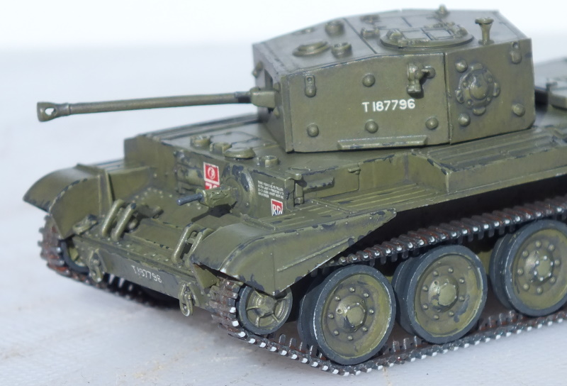 Airfix 1/76 Cromwell IV Tank (A02338) Build Review